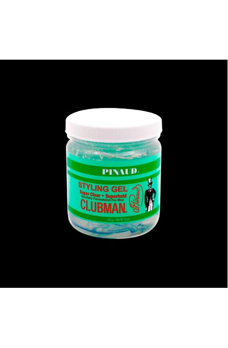 Clubman superclear styling gel 453g v obchode Beautydepot
