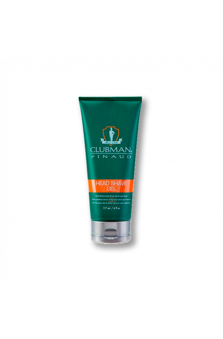 Clubman head shave gel 177ml v obchode Beautydepot