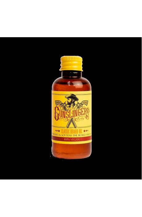 Gunslingers olej na bradu 50 ml v obchode Beautydepot