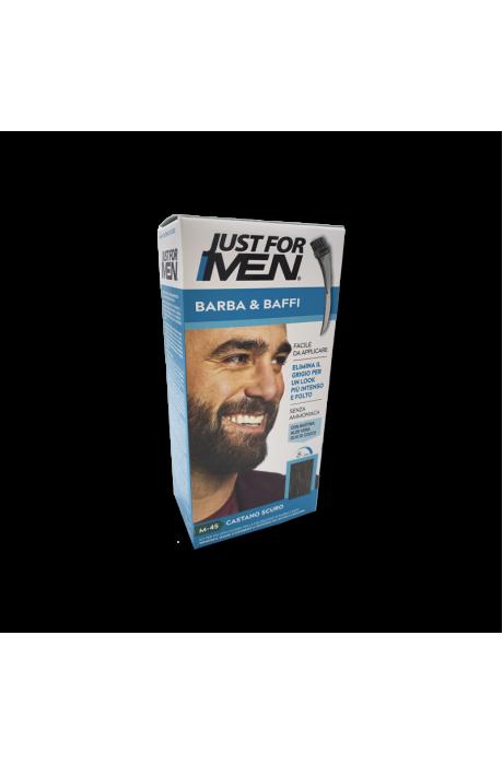 Just For Men Mustache & Beard gél na farbenie brady M35 svetlo hnedá v obchode Beautydepot