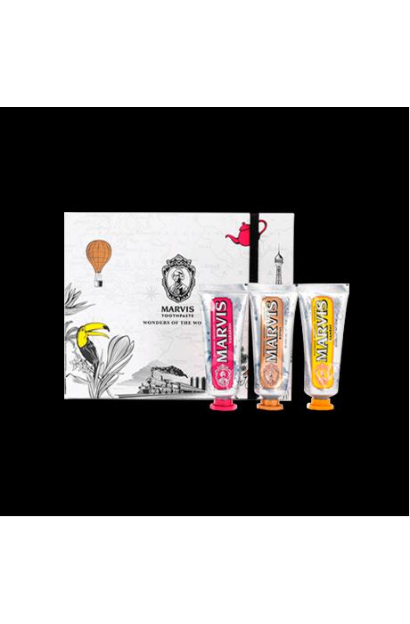 Marvis karakum rambas royal zubne pasty 3x25ml v obchode Beautydepot