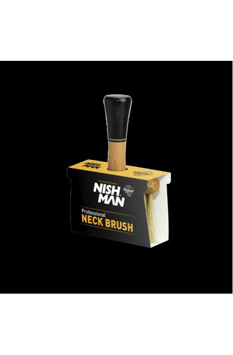 Nishman Neck Brush 564 Kefa na krk a líca  v obchode Beautydepot