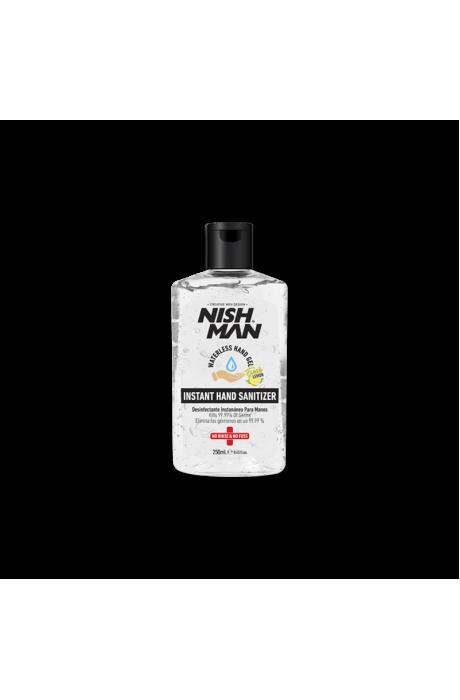 Nishman dezinfekčný gél Sanitizer gel 250 ml. v obchode Beautydepot