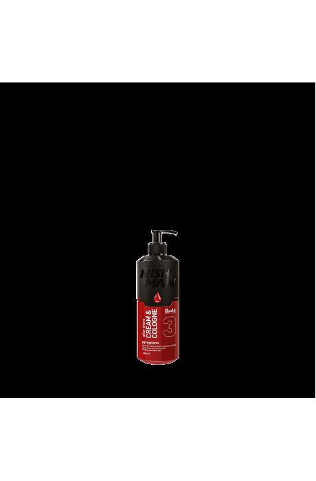 Nishman 3 Lacoste Aftershave Hydratačný krém-kolínska po holení 2v1 200ml v obchode Beautydepot