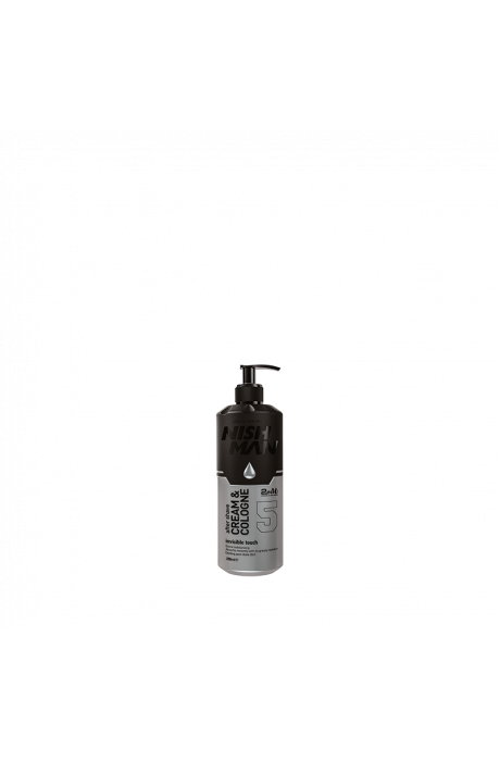 Nishman 5 Invictus Aftershave Hydratačný krém-kolínska po holení 2v1 200ml v obchode Beautydepot