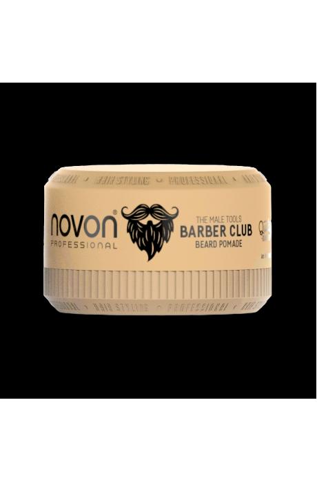 Novon barber club beard pomade pomada na vlasy 50ml v obchode Beautydepot
