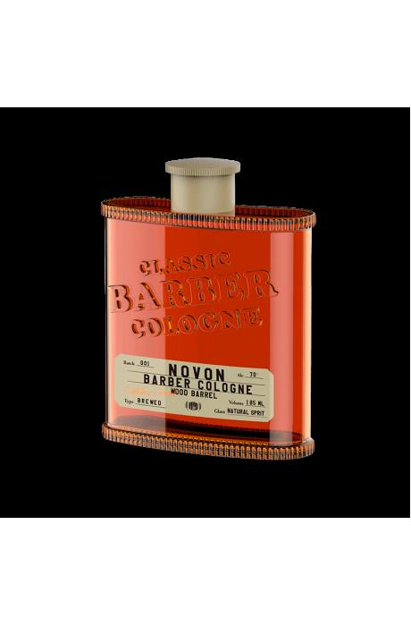 Novon barber cologne red wood barrel voda po holeni 185 ml v obchode Beautydepot