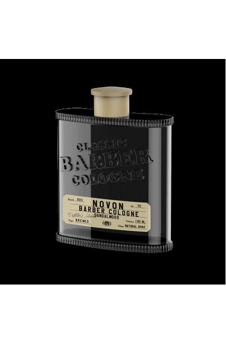 Novon barber cologne black sandalwood voda po holeni 185 ml v obchode Beautydepot