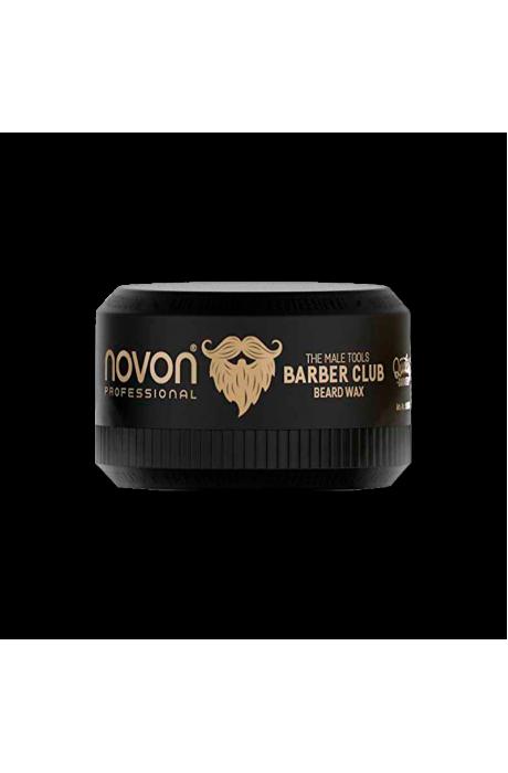 Novon barber club beard wax vosk na bradu 50ml v obchode Beautydepot