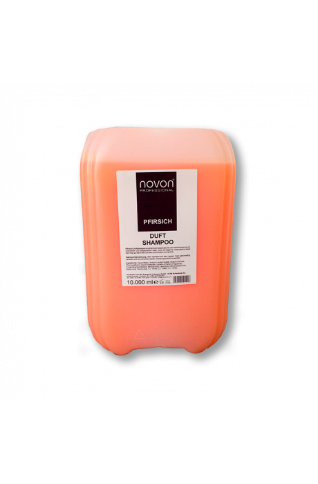 Novon Šampón s vôňou broskýň 10l
