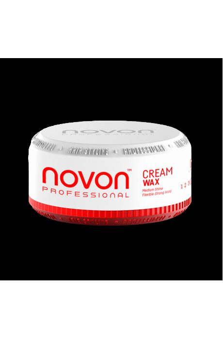 Novon cream wax kremovy vosk na vlasy 150 ml v obchode Beautydepot