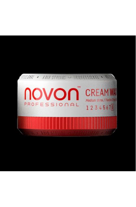 Novon cream wax kremovy vosk na vlasy 50ml v obchode Beautydepot