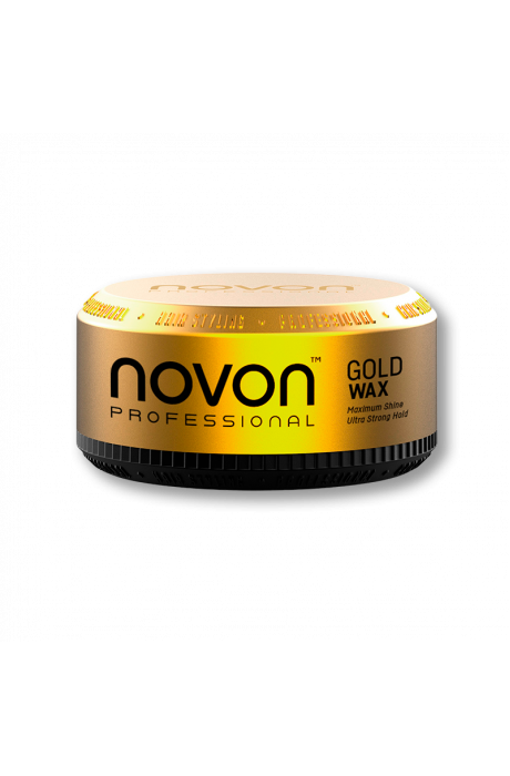 Novon gold wax vosk na vlasy 150 ml v obchode Beautydepot