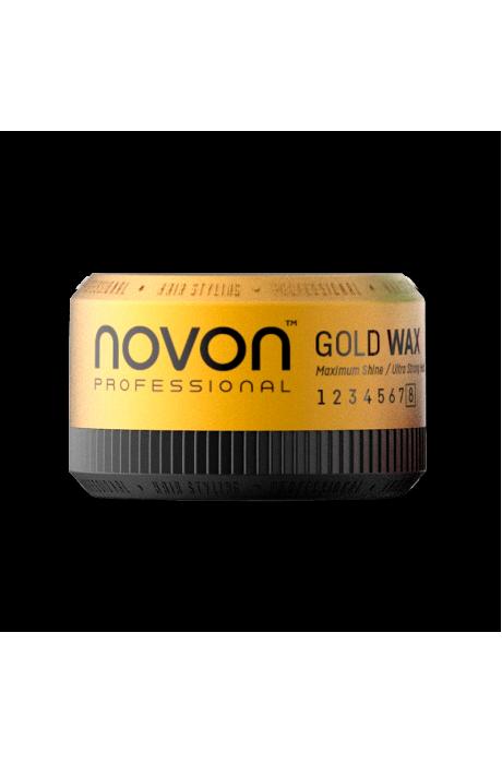 Novon gold wax zlaty vosk na vlasy 50ml v obchode Beautydepot
