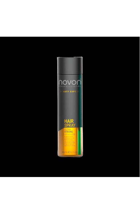 Novon hairspray ultra strong lak na vlasy 400 ml v obchode Beautydepot