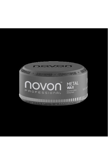 Novon metal wax vosk na vlasy 150 ml v obchode Beautydepot