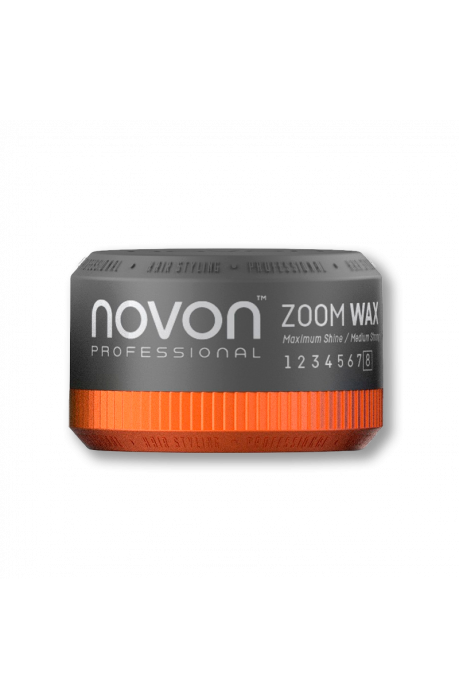 Novon zoom wax vosk na vlasy 50ml v obchode Beautydepot