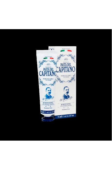 Pasta del capitano premium whitening v obchode Beautydepot