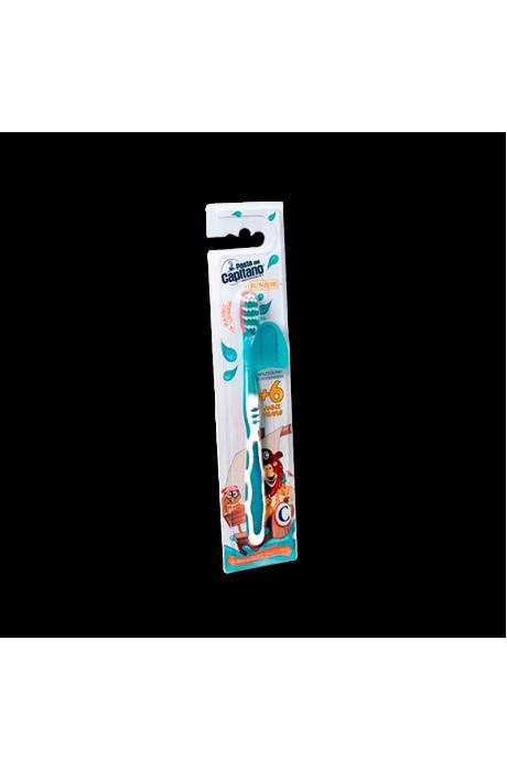 Pasta del capitano 6 junior toothbrush v obchode Beautydepot