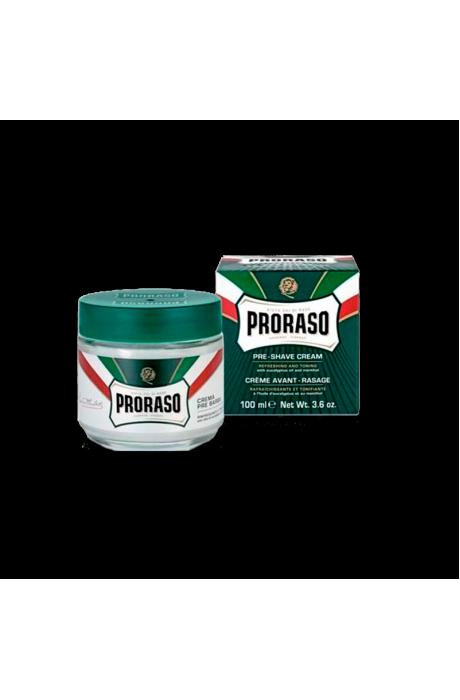 Proraso green pre shaving cream v obchode Beautydepot