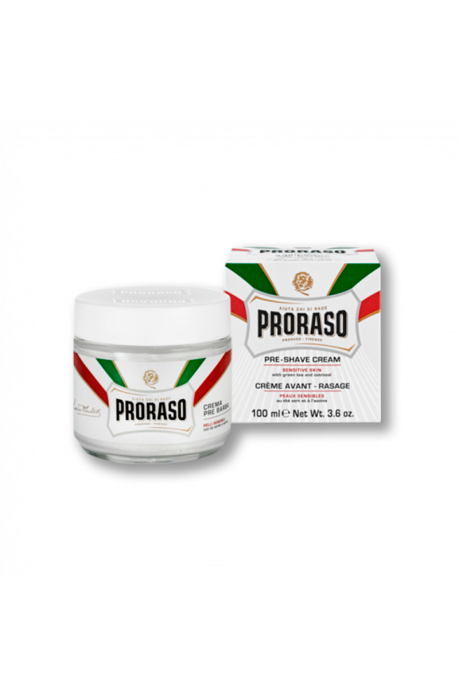 Proraso white pre shaving cream v obchode Beautydepot