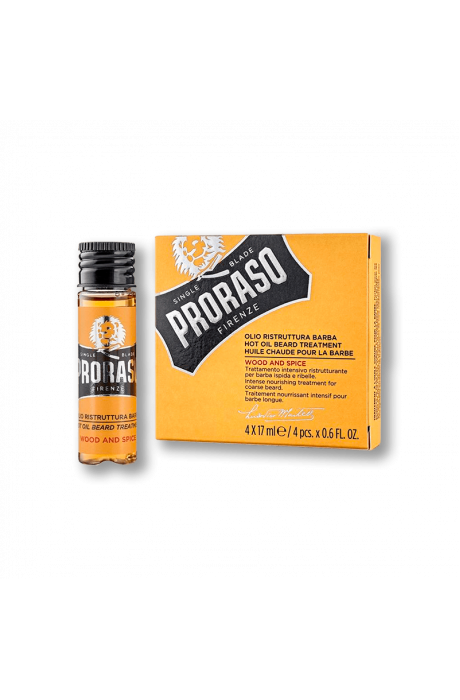 Proraso w s hot beard treatment oil v obchode Beautydepot