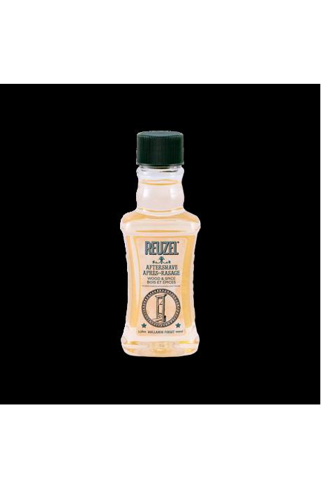 Reuzel aftershave wood spice voda po holeni 100 ml v obchode Beautydepot